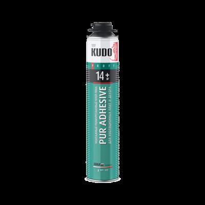Клей-пена монтажный полиуретановый KUDO 14+