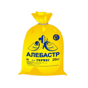 Алебастр Гермес 20кг,шт