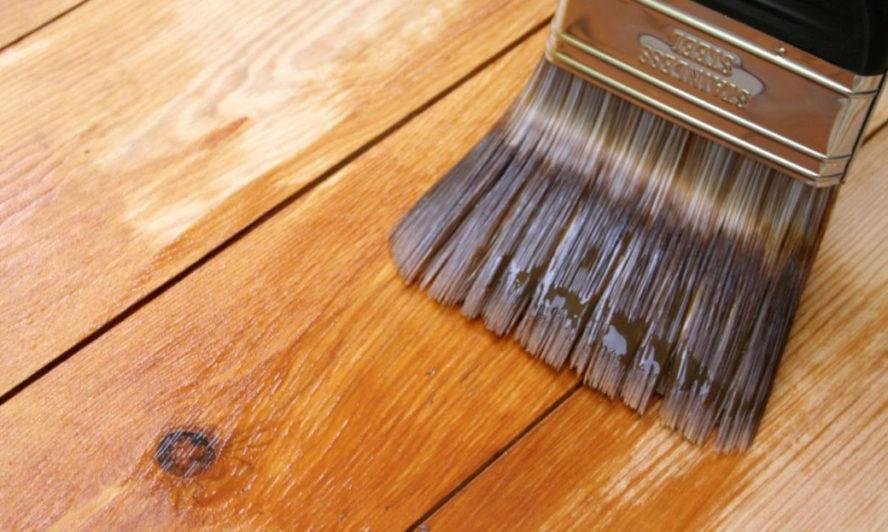 Антисептик. Обработка древесины
