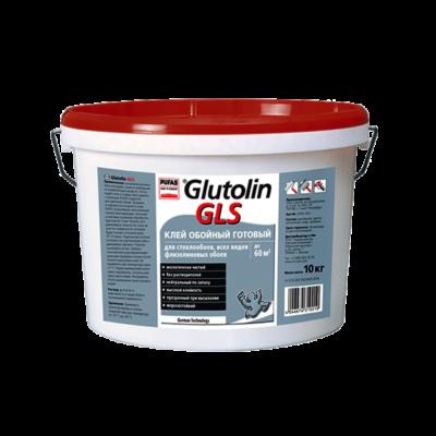 Клей обойный Pufas Glutolin GLS для стеклообоев 10 кг