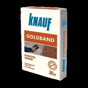 Штукатурка гипсовая Гольдбанд KNAUF 30 кг