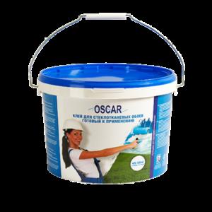 Клей Oscar для стеклообоев готовый