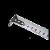 Рулетка Вектор, утолщенное полотно,магнитный зацеп, БАРС
