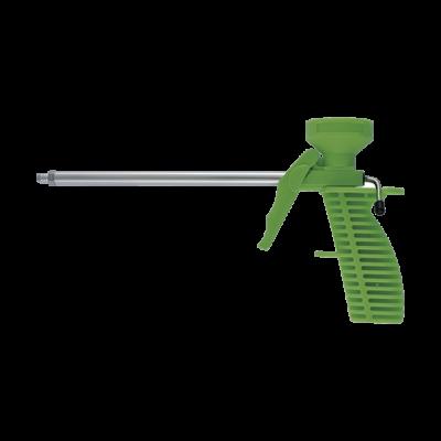 Пистолет для монтажной пены, пластмассовый корпус, Сибртех