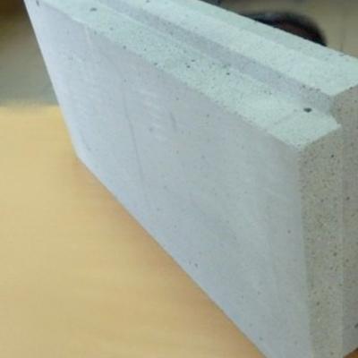 Плиты пазогребневые полнотелые гипсовые, влагостойкие РУСЕАН: вид на складе