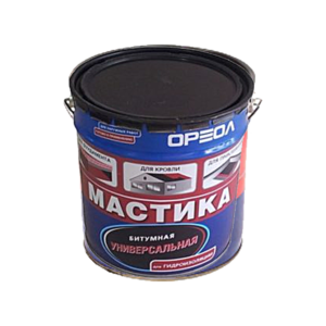 Праймер битумный 15кг, ОРЕОЛ
