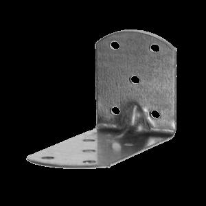 Крепежный угол, усиленный KUR 50х50х50х2