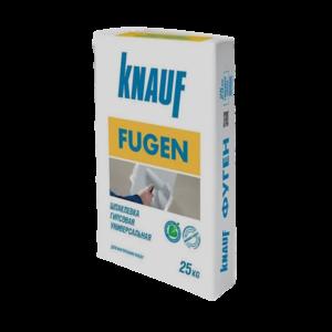 Шпаклевка гипсовая универсальная FUGEN KNAUF 25 кг