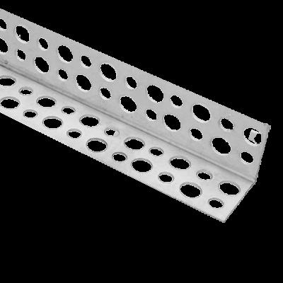 Угол ПВХ штукатурный 25х25мм 3м (Е)