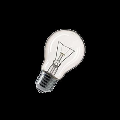 Лампа накаливания 200W E27 прозрачная