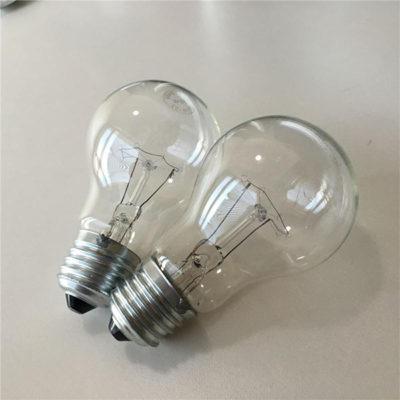 Лампа накаливания 200W E27 прозрачная Общий вид