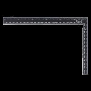 Угольник 400х600мм цельнометаллический Matrix, шт