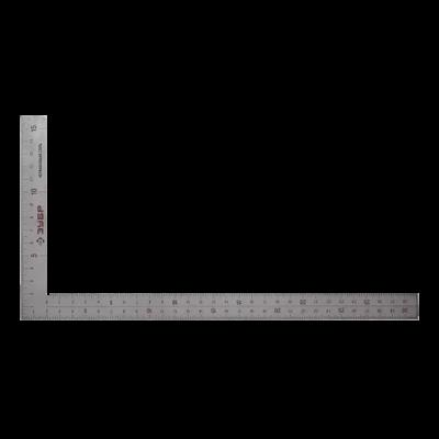Угольник цельнометаллический 300х150мм Зубр Эксперт