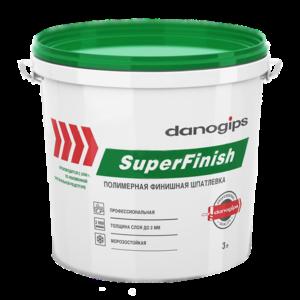 Шпаклевка готовая финишная Sheetrock SuperFinish 5кг, шт
