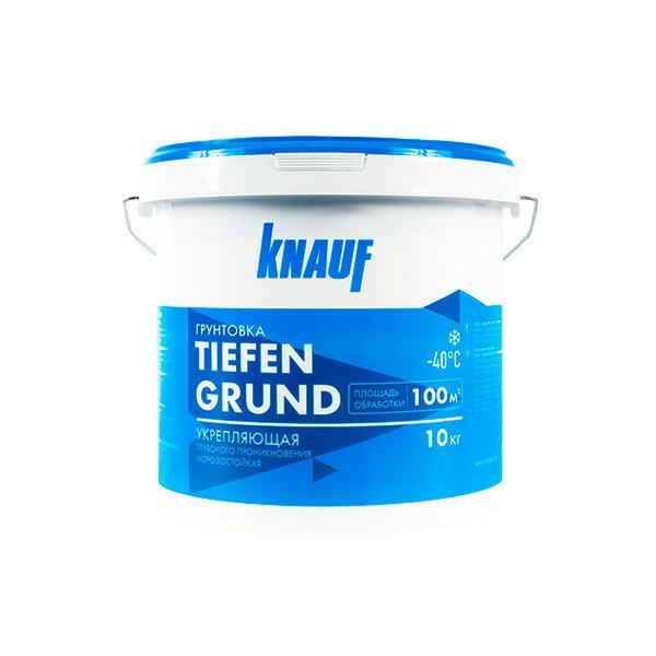 Грунтовка Knauf Tiefengrund 10 л