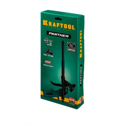 Упаковка. Пистолет для монтажной пены Kraftool PANTHER